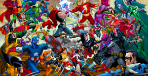 A new era for Marvel and DC?